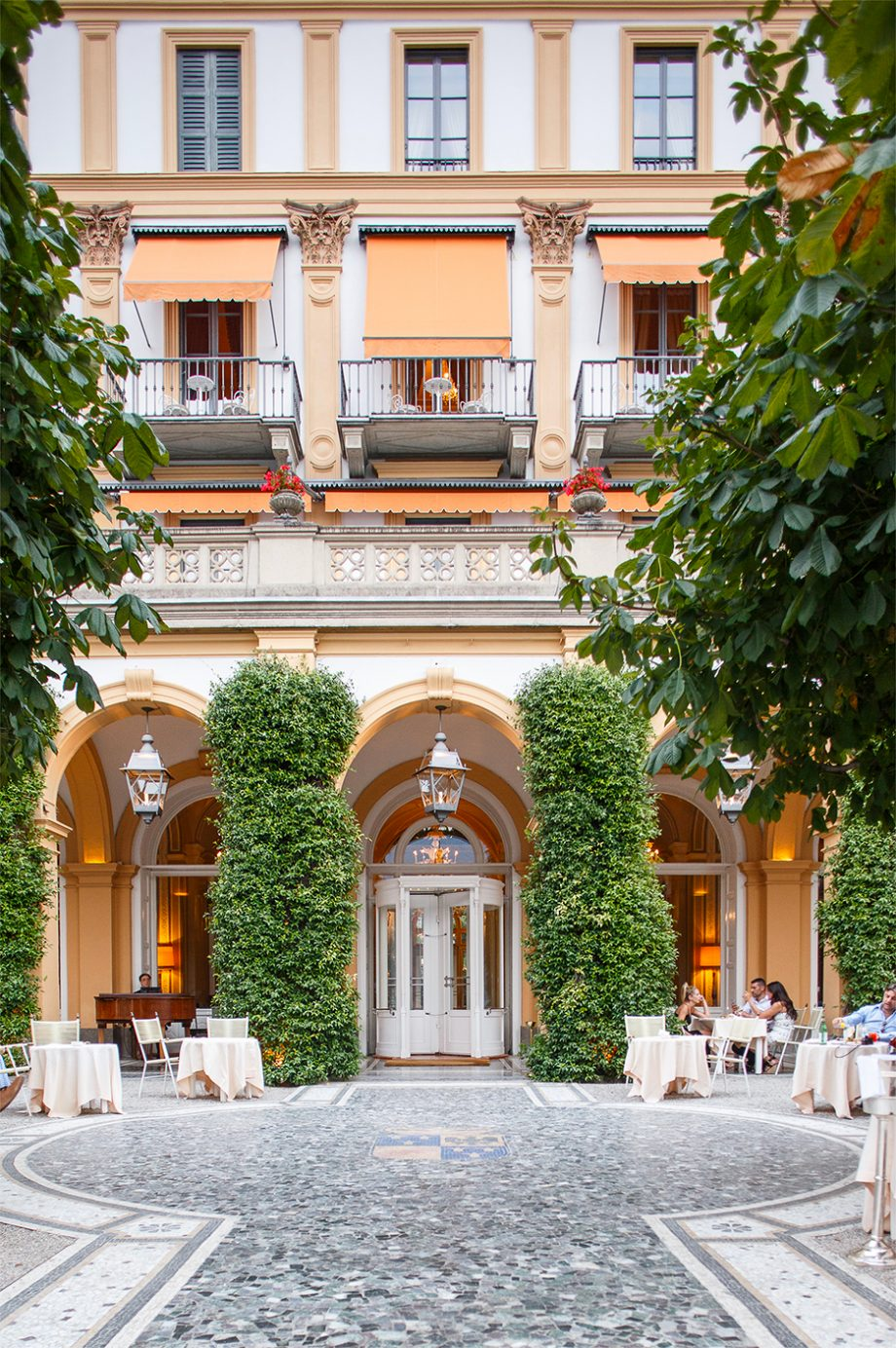 Villa Deste Best Hotel 5 Stars Lake Como